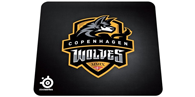 SteelSeries Qck+ Wolves